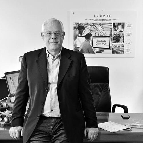 Helmut Kirchner, AD e fondatore di Cybertec