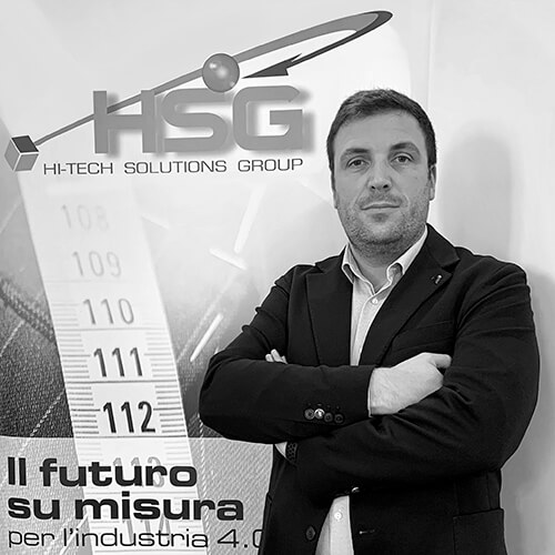 Alessandro Ferri di HSG Engineering