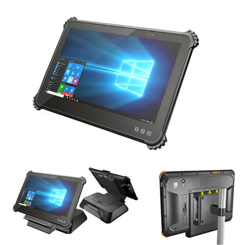 Tablet Fully Rugged dockingstation - FEC Italia
